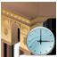 Arch of Triumph Clock-64