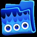 Creature Blue Folder-128