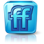 Friendfeed high detail icon