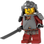 Lego Chinese Warrior icon