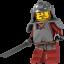 Lego Chinese Warrior-64