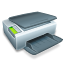 Printer no paper icon