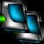 Copy disk icon