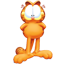 Garfield Icon