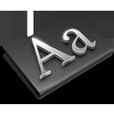 Fonts Black-128
