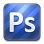Photoshop rounded icon