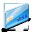 3D Visa icon