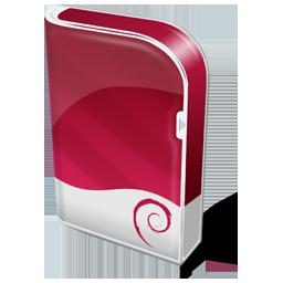 Debian box