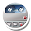 Rood Voice Recorder icon