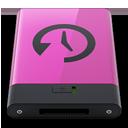 HDD Pink Time Machine B-128
