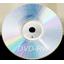 Dvd rw blue Icon