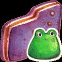Froggy Violet Folder-128