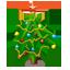 New year tree-64