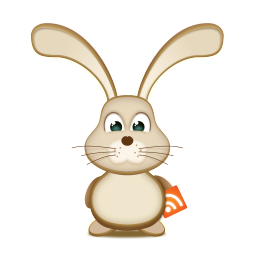 Easter bunny rss-256