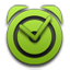 Alarm green Icon