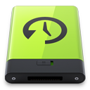 HDD Green Time Machine-128
