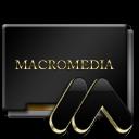 Macromedia Black and Gold-128