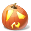 Shock Pumpkin icon