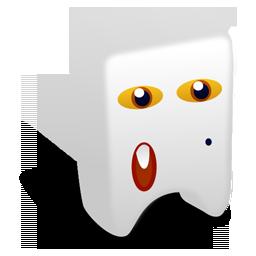 White Creature