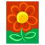 Red Flower-64