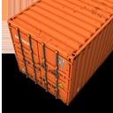 Container Orange-128