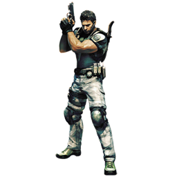 Chris redfield-256