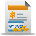 Sales by payment method rep-128