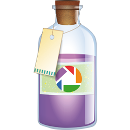 Picasa Bottle