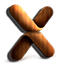 Xcel Wooden icon