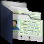 Folder Identity icon