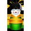 Geisha korea green-64