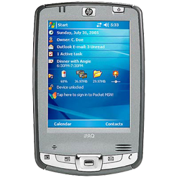 HP iPaq hx2495