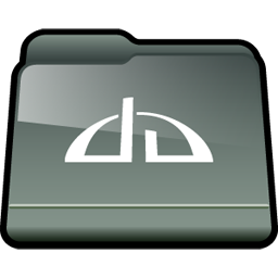 Deviant Art Icon Download Dock Folders Icons Iconspedia