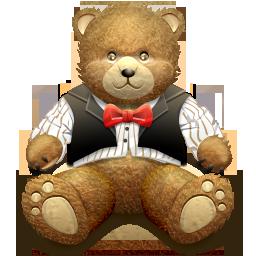 Gift Brown Bear