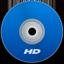 HD Blue Icon