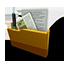 Dock My documents Icon
