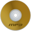 Mp3 LightScribe icon