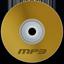 Mp3 LightScribe Icon