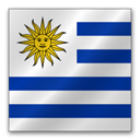 Uruguay Flag-128