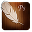Photoshop Wooden icon