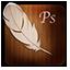 Photoshop Wooden Icon