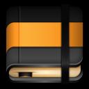 Moleskine Orange-128