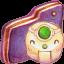 Robot Violet Folder icon