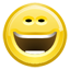 Face Laugh icon