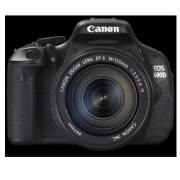 Canon 600D front