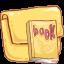 Folder Book icon