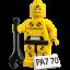 Lego Crash Test Dummy-64