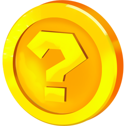 Question Coin Icon Download Super Mario Icons Iconspedia