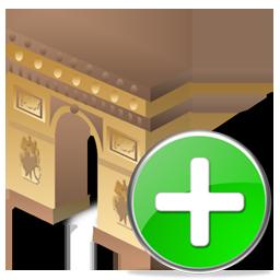 Arch of Triumph Add