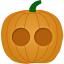 Flickr Pumpkin Icon